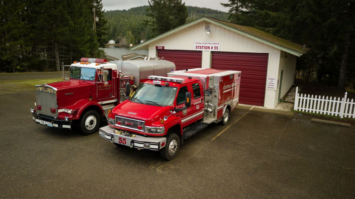 Fire Stations Central Kitsap Fire And Rescue